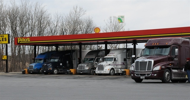 Fleets were allegedly bilked out of rebates, prosecutors say. Photo: Jim Park