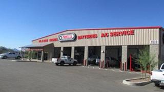 Purcell Tire and Service Center in Tuscon, Ariz: Photo via Purcell.