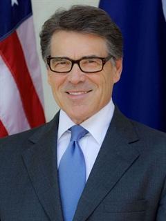 Former Texas Governor Rick Perry. Photo via Omnitracs