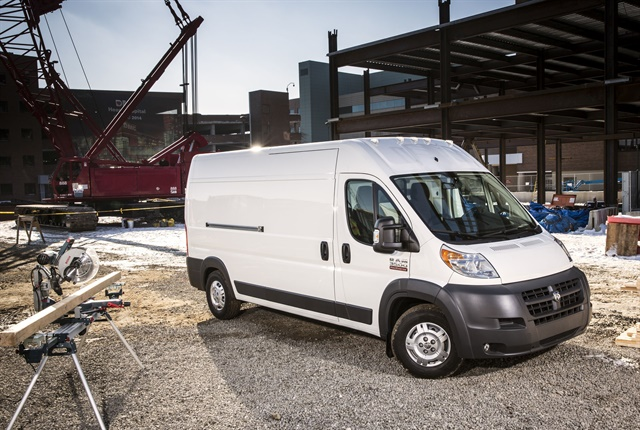 2018 chrysler fleet guide. exellent chrysler photo of 2018 ram promaster courtesy fca on chrysler fleet guide