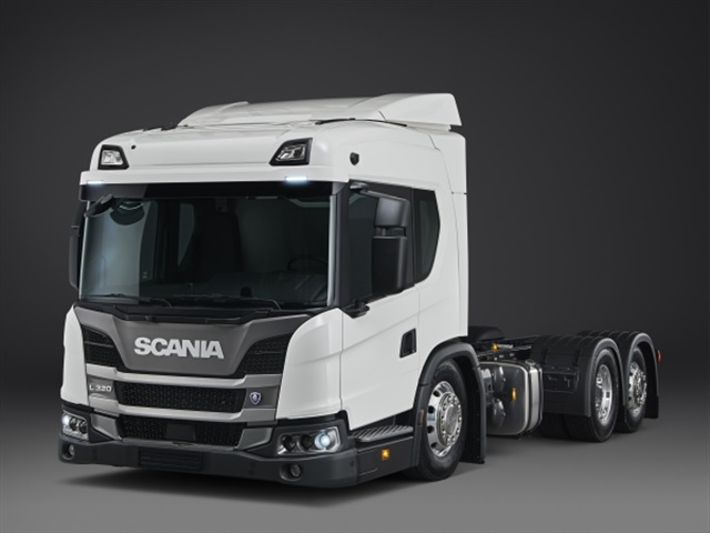 The L-series truck Photo: Scania