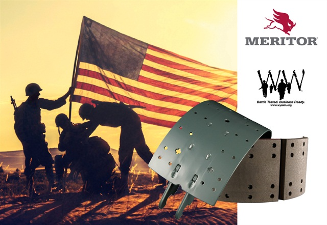 Meritor Extends Shoes for Soldiers Program