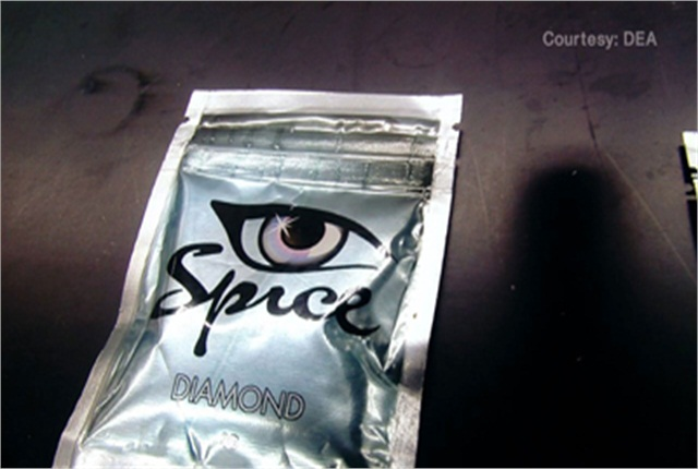 Spice is synthetic marijuana that combines herbal and chemical ingredients.