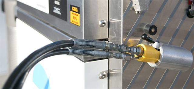 Photo: Spire Natural Gas Fueling Solutions
