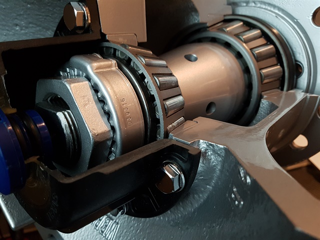 The Trifecta Pre-Adjusted Hub Assembly from Stemco could revolutionize wheel installation.
