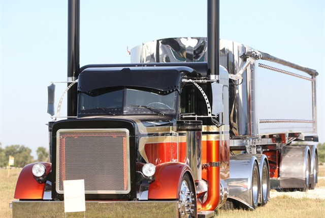 A former Shell SuperRigs winner.