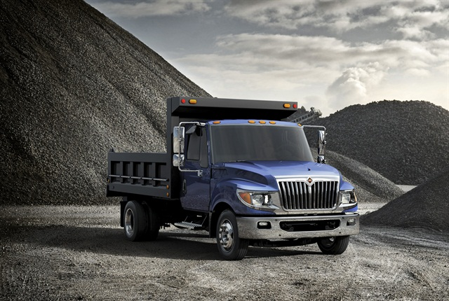 Photo courtesy of Navistar.