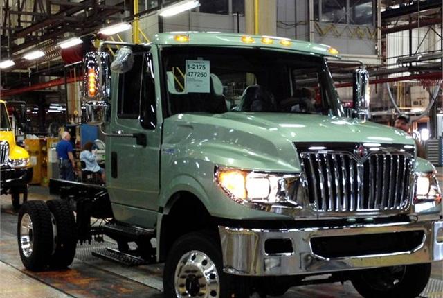 Work Truck Magazine Names International Terrastar 4x4 2014