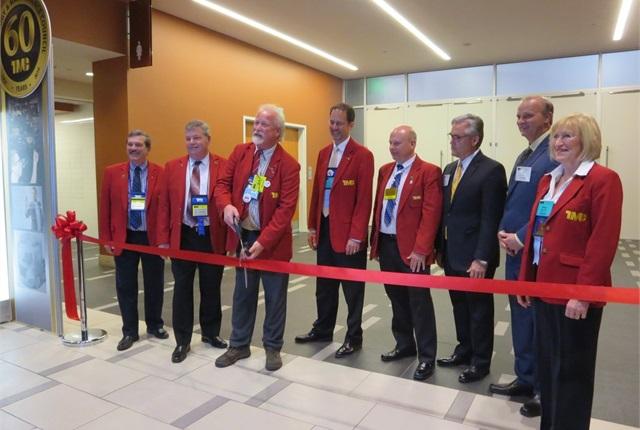 TMC officials open the 2016 TMC annual meeting in Nashville, Tenn. File photo: Deborah Lockridge