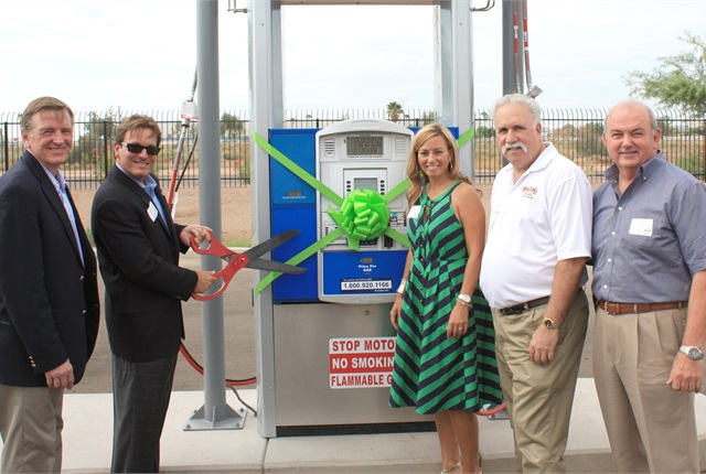 GreenTeam expects to more than double its fleet of CNG trucks over the next 12 months.