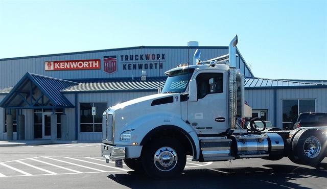 Photo: Truckworx Kenworth