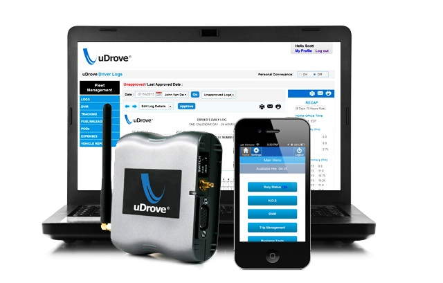 ITS Dispatch Integrates With uDrove App, Devices