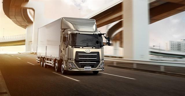 UD Trucks Quon (Japan) Photo: Volvo Group