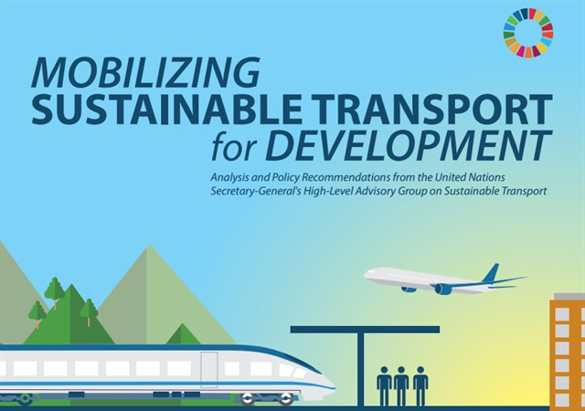 Image: High-Level Advisory Group on Sustainable Transport
