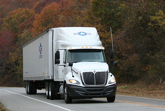 USA Truck lost $17.5 million in 2012.