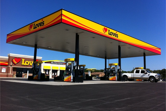 love s travel stop now open in bloomsdale mo topnews drivers topnews. Black Bedroom Furniture Sets. Home Design Ideas