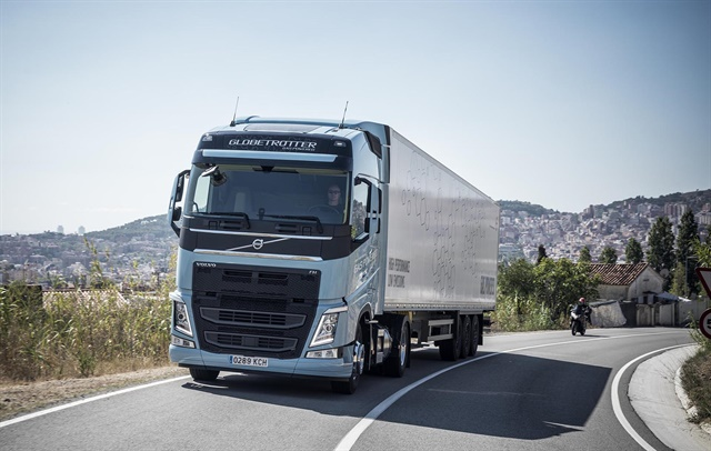 The new Volvo FH. Photo: Volvo Trucks
