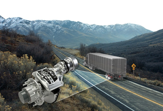 Wabco, Hendrickson to Offer Axles with Lightweight Air Disc Brakes