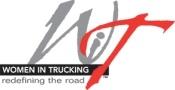 Logo courtesy of Women in Trucking