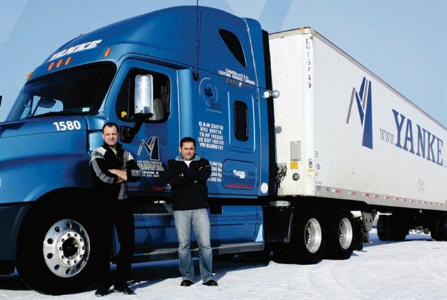 "The Yanke Group of Companies, based in Saskatoon, Saskatchewan,is the only company to be named a ""Best Fleet"" for all five years since the program was launched."