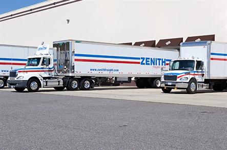 Photo: Zenith Global Logistics