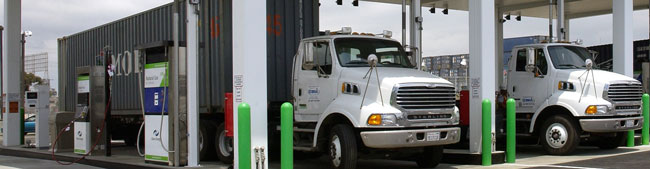 Clean Energy is teaming up with Pilot Flying J to bring more natural gas fueling facilities to the highways.
