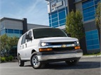 "Chevy Express/GMC Savana G1500 and G3500 vans were among 'top-value"" GM vehicles, according to Vincentric, an automotive data analysis firm."