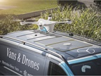 Mercedes-Benz Vans, Matternet, and Siroop start a pilot project for