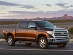 The 2014 Tundra is offered in three cab styles, two-door Regular Cab, four-door Double Cab and four-door CrewMax, all available in 4x2 and 4x4.
