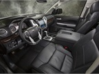 Ergonomic improvements to the 2014 Tundra include easier driver access