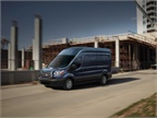 Photo of Ford Transit courtesy of Ford.