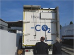 "Krone trailer s aero treatment includes four-part folding ""rear"