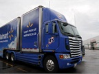 Walmart s Supercube truck squeezes 5,500 cu-ft of cargo capacity into