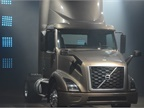 Volvo s VNR 300 regional truck launched in Montreal on April 19, 2017.