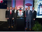 The Peterbilt Store s president and CEO John Ascott accepted the North