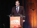 ATD Chairman Eric Jorgensen addressing the ATD Convention and Expo Audience. Photo via ATD