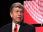 Roy Blunt, R-Mo., talks regulations at ATA MC&E. Photo by Evan Lockridge.