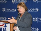 ATRI President, COO Rebecca Brewster. Photo: Evan Lockridge