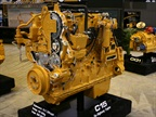 Caterpillar advertised its C15 engine with ACERT technology for 2007 at an industry trade show.