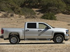 Photo of the 2016 Chevrolet Silverado courtesy of GM.