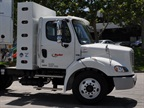 Ryder has CNG and LNG vehicles deployed in customer fleets in California, New York, Michigan, Texas, Arizona, Utah, Georgia and Louisiana. Photo courtesy Ryder.