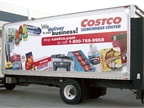 Costco has dropped a California fleet accused labor abuses in the wake of a USA Today report on the trucking industry. Photo: Costco