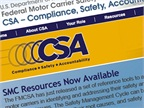 FMCSA Says Separate Study Confirms CSA Effectiveness, ATA Balks