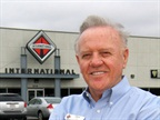 Truck Dealer of the Year Drew Linn Jr. outside one of his Birmingham-area facilities. (Photo by Evan Lockridge)