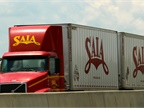 Saia said it was encouraged by shipment and tonnage per workday trends