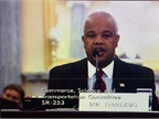 FMCSA's Scott Darling testifying before Senate panel on January 20.