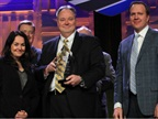 FTC Transportation representatives recieving the award. Photos: TCA