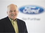 Photo of Jim Hackett courtesy of Ford.