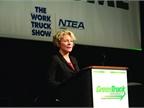 Daimler's Kary Schaefer explains why she thinks that green
