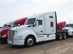 "Roomy, comfortable T680 is a sales ""home run"" for Kenworth as it's quickly edging out the older T660. Photo: Tom Berg"